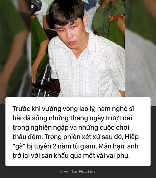 Trước Châu Việt Cường, những sao Việt từng rơi vào vòng lao lý, đánh mất cả sự nghiệp - Ảnh 11.
