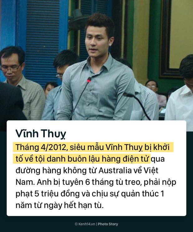 Trước Châu Việt Cường, những sao Việt từng rơi vào vòng lao lý, đánh mất cả sự nghiệp - Ảnh 13.