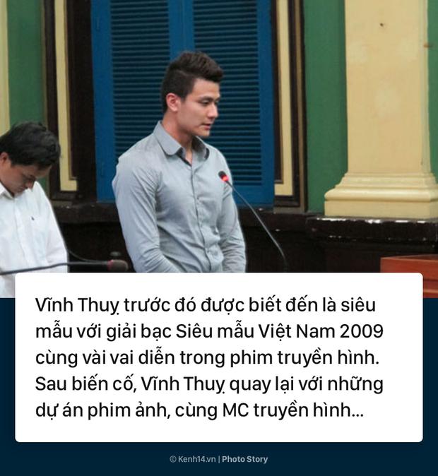 Trước Châu Việt Cường, những sao Việt từng rơi vào vòng lao lý, đánh mất cả sự nghiệp - Ảnh 15.