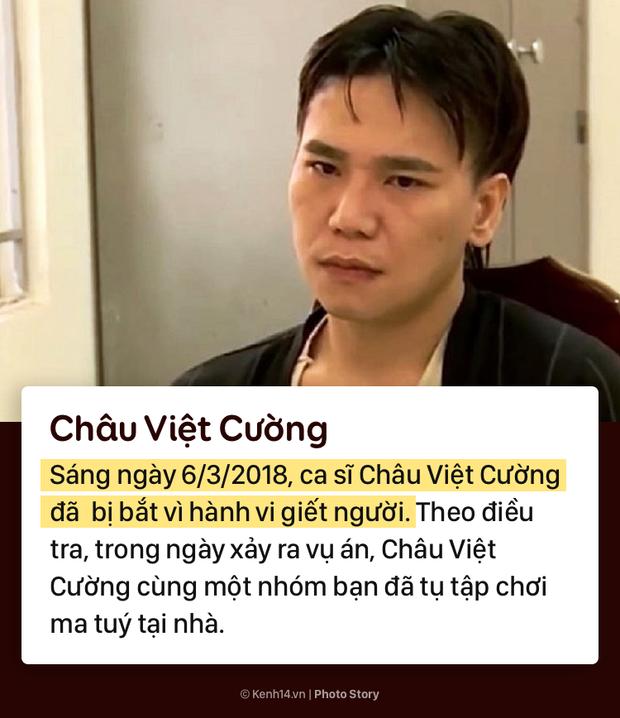 Trước Châu Việt Cường, những sao Việt từng rơi vào vòng lao lý, đánh mất cả sự nghiệp - Ảnh 1.