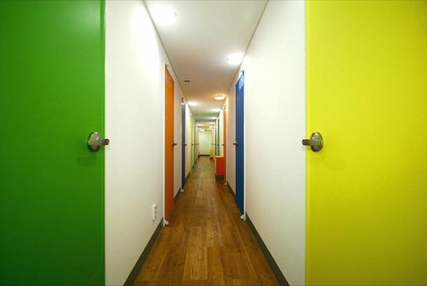Đột nhập Goshiwon - phòng trọ hộp diêm dành cho sinh viên Hàn Quốc: Chỉ rộng 3m2, toilet bên cạnh giường ngủ - Ảnh 5.
