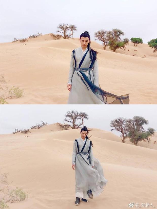 Tân Ỷ Thiên Đồ Long Ký 2019: Soái ca kiêm chồng tương lai của Chu Chỉ Nhược vẫn bị chê là mặt đê tiện - Ảnh 3.