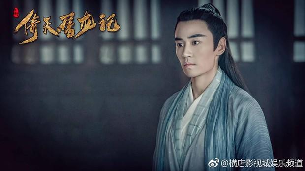 Tân Ỷ Thiên Đồ Long Ký 2019: Soái ca kiêm chồng tương lai của Chu Chỉ Nhược vẫn bị chê là mặt đê tiện - Ảnh 6.