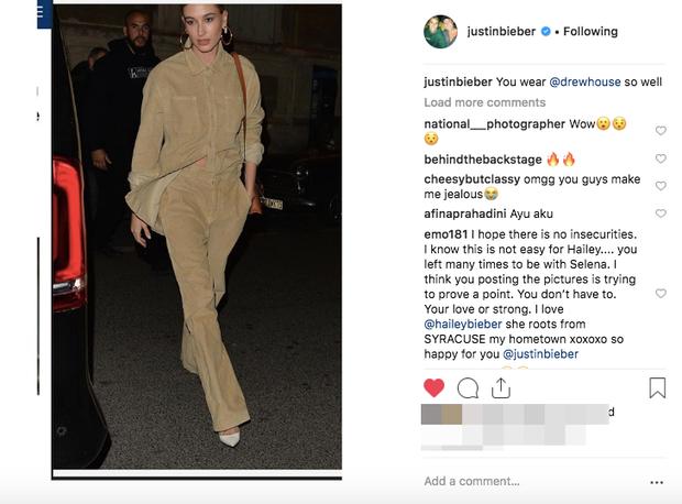 Mặc bao lời dị nghị, Justin Bieber vẫn là thanh niên cuồng vợ khi spam Instagram bằng loạt ảnh Hailey - Ảnh 5.