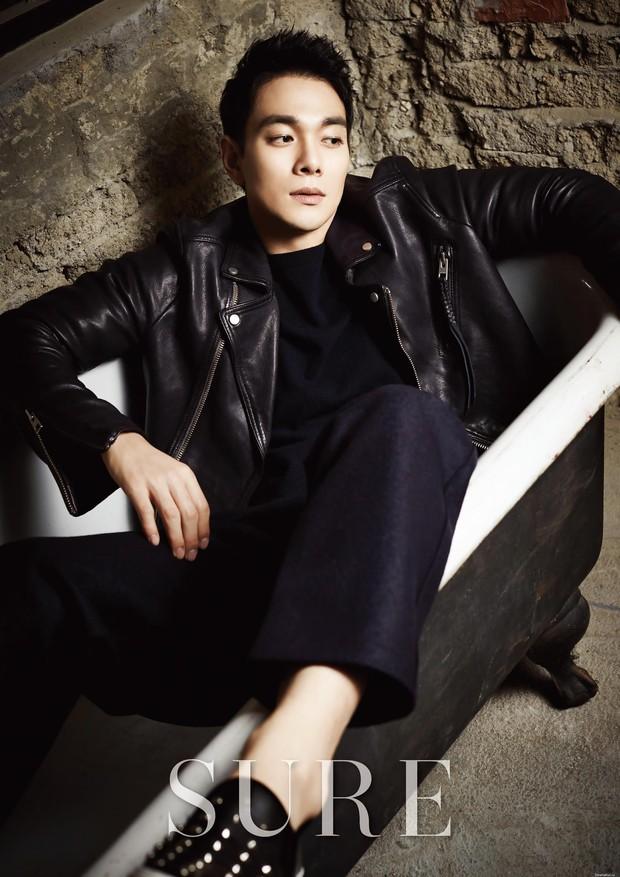 Bạn gái Lee Kwang Soo vào vai bà tám, tọc mạch nam thần 6 múi một thời Song Seung Hun trong phim mới - Ảnh 5.