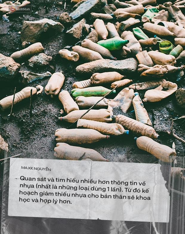 Chính chữ tiện đang giết chết môi trường, nên người trẻ đã nghĩ nhiều hơn khi nhận 1 cái túi nilon hay 1 cái ống hút nhựa - Ảnh 9.