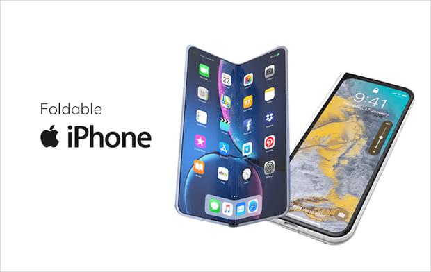 Smartphone màn hình gập của Apple sẽ có hướng đi táo bạo so với các hãng khác trên thị trường - Ảnh 1.