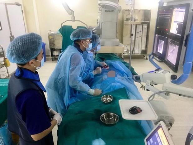 Ung thư gan - loại bệnh người Việt hay gặp nhất, nay có thể loại bỏ u không cần phẫu thuật - Ảnh 1.