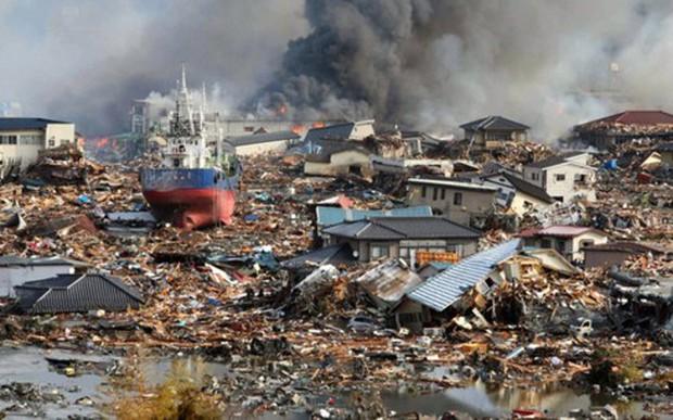 Nạn nhân thảm họa động đất tại Nhật Bản có vấn đề về sức khỏe - Ảnh 1.