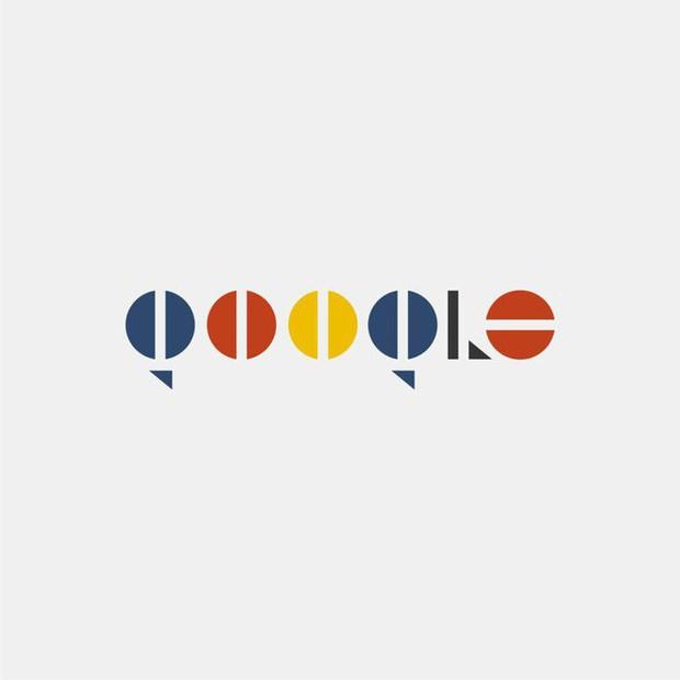 Liệu bạn có nhận ra logo của Apple, Android... được làm lại theo phong cách thiết kế 100 năm tuổi? - Ảnh 4.