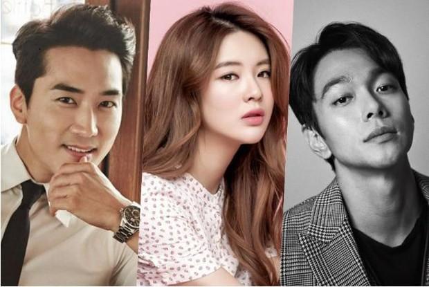 Bạn gái Lee Kwang Soo vào vai bà tám, tọc mạch nam thần 6 múi một thời Song Seung Hun trong phim mới - Ảnh 6.