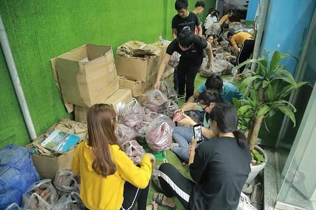 """Sinh viên thực phẩm """"giải cứu"""" hơn 10 tấn khoai lang - Ảnh 5."""