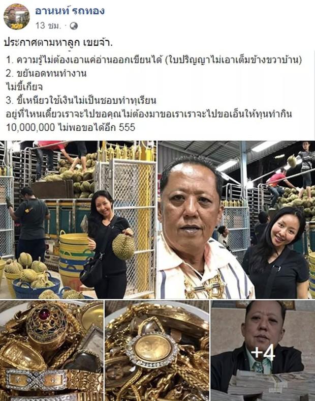 Chủ vựa sầu riêng Thái Lan hủy kế hoạch chi 7 tỷ đồng kén rể, nói mình sắp chết vì điện thoại liên tục reo - Ảnh 2.