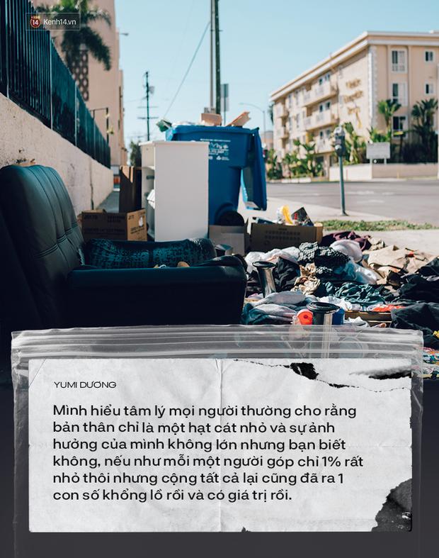 Chính chữ tiện đang giết chết môi trường, nên người trẻ đã nghĩ nhiều hơn khi nhận 1 cái túi nilon hay 1 cái ống hút nhựa - Ảnh 11.
