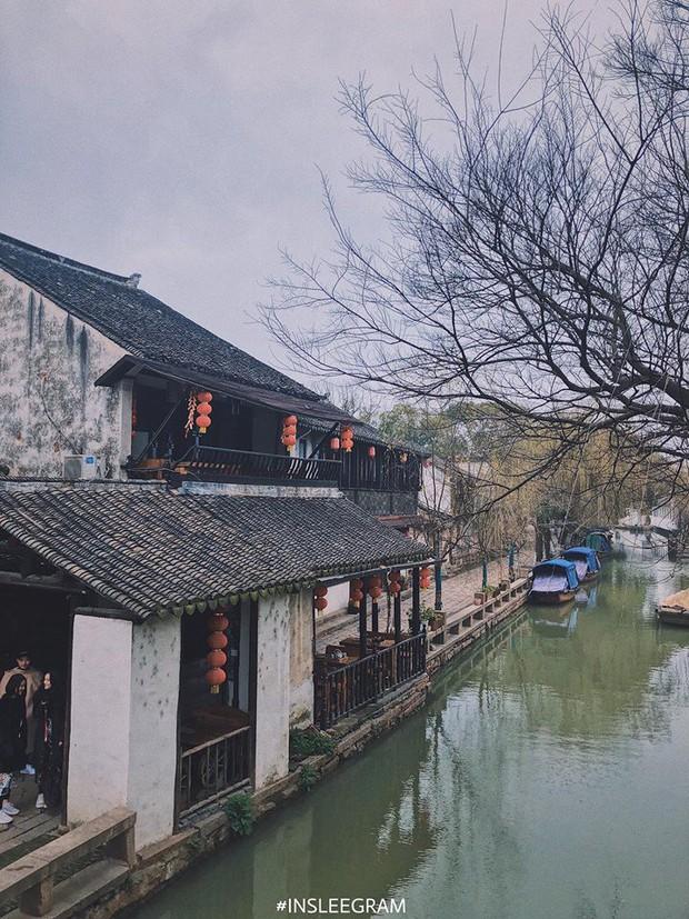 Ngẩn ngơ trước vẻ đẹp thị trấn cổ Châu Trang, nơi được mệnh danh là Venice Phương Đông - Ảnh 3.