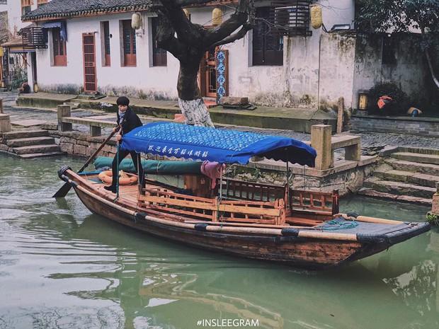 Ngẩn ngơ trước vẻ đẹp thị trấn cổ Châu Trang, nơi được mệnh danh là Venice Phương Đông - Ảnh 5.