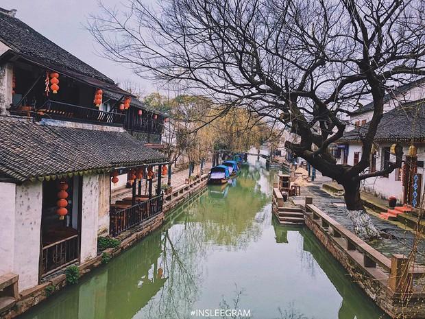 Ngẩn ngơ trước vẻ đẹp thị trấn cổ Châu Trang, nơi được mệnh danh là Venice Phương Đông - Ảnh 7.