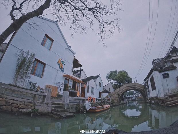 Ngẩn ngơ trước vẻ đẹp thị trấn cổ Châu Trang, nơi được mệnh danh là Venice Phương Đông - Ảnh 8.