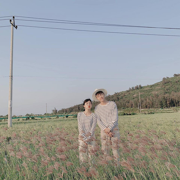 Có một Lý Sơn cực đáng yêu của cặp đôi hễ cứ đi du lịch cùng nhau là chụp ảnh lầy tới bến - Ảnh 9.