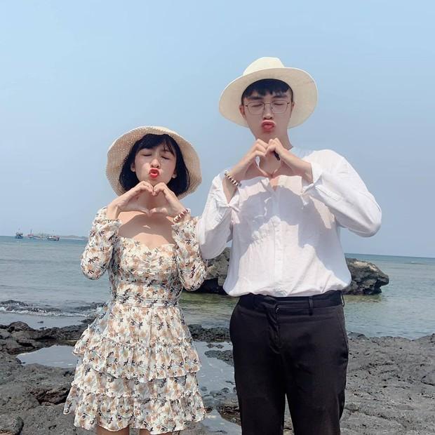 Có một Lý Sơn cực đáng yêu của cặp đôi hễ cứ đi du lịch cùng nhau là chụp ảnh lầy tới bến - Ảnh 4.