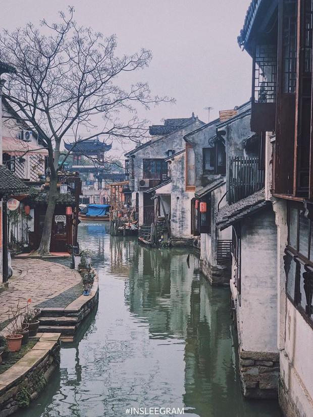 Ngẩn ngơ trước vẻ đẹp thị trấn cổ Châu Trang, nơi được mệnh danh là Venice Phương Đông - Ảnh 11.