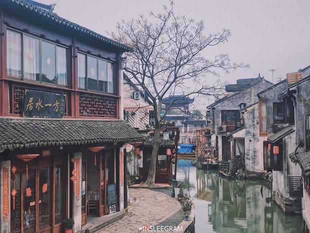 Ngẩn ngơ trước vẻ đẹp thị trấn cổ Châu Trang, nơi được mệnh danh là Venice Phương Đông - Ảnh 12.
