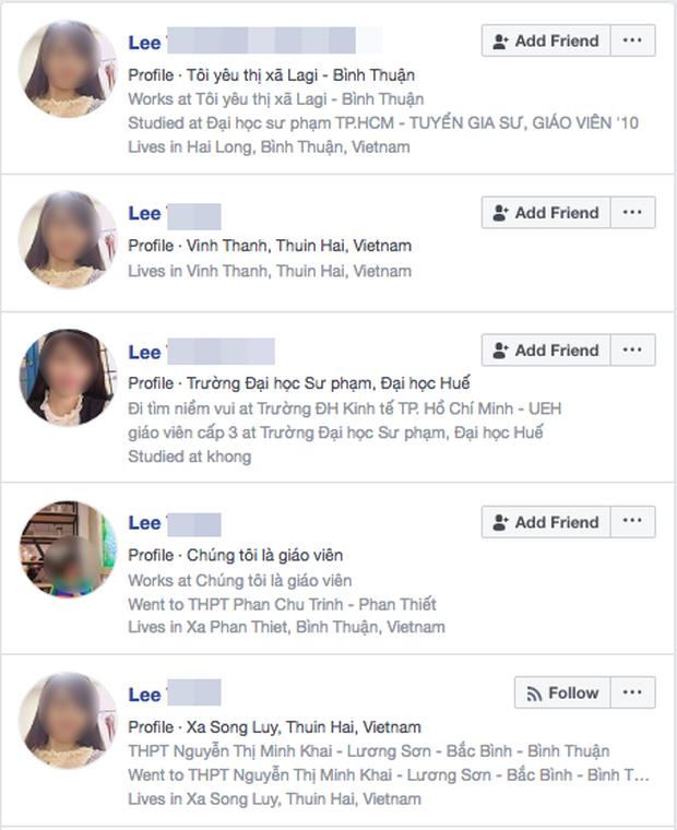 Xuất hiện hàng loạt Facebook giả mạo cô giáo bị tố vào nhà nghỉ với nam sinh lớp 10 - Ảnh 1.