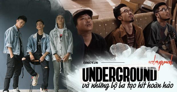 Bạn có để ý: Loạt hit bự của giới Underground - Indie gần đây đều được tạo ra bởi đội hình bộ ba thần thánh - Ảnh 1.