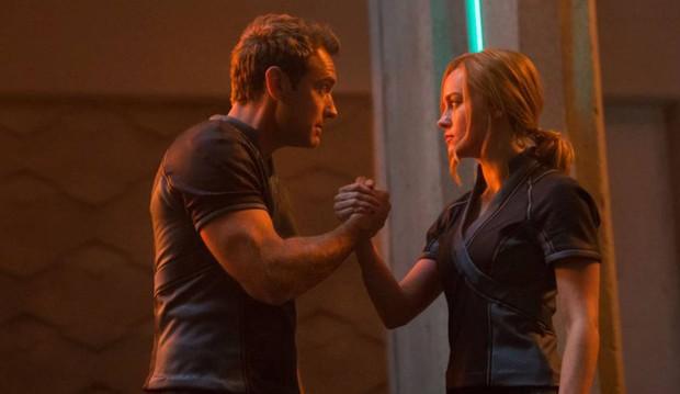 """Soi hint 4 cặp đôi của Captain Marvel, từ bao giờ phim siêu anh hùng lại """"ngôn tình"""" đến thế? - Ảnh 2."""