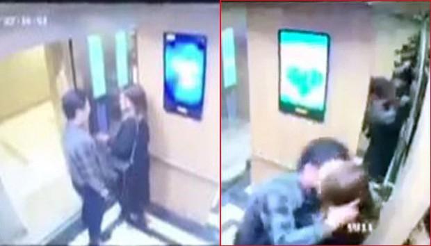 Gã dê xồm cưỡng hôn nữ sinh trong thang máy liên tục hủy cuộc hẹn xin lỗi, nạn nhân muốn xử lý theo pháp luật - Ảnh 1.