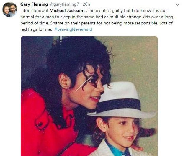 Hàng loạt tên tuổi hàng đầu nước Mỹ chia phe vì phim tài liệu cáo buộc Michael Jackson ấu dâm - Ảnh 21.