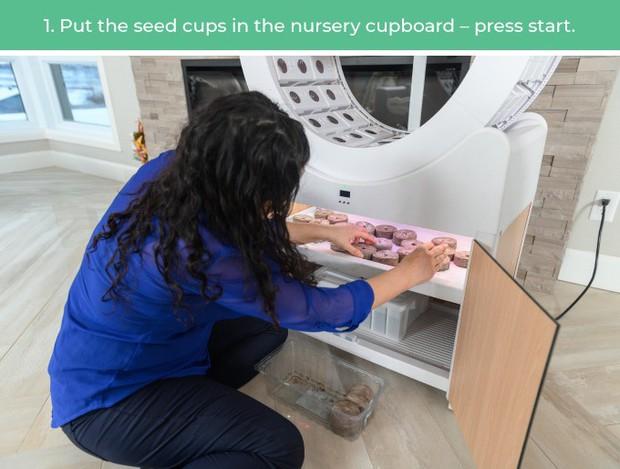 Tham khảo ngay cỗ máy này nếu bạn đang ở chung cư nhưng vẫn muốn ăn rau sạch tự trồng - Ảnh 5.