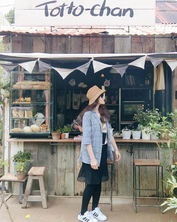 Dạo này, cứ lên Đà Lạt là bắt gặp toàn những quán cà phê theo style Nhật thôi! - Ảnh 3.
