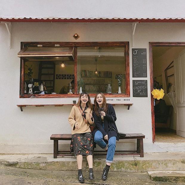 Dạo này, cứ lên Đà Lạt là bắt gặp toàn những quán cà phê theo style Nhật thôi! - Ảnh 14.