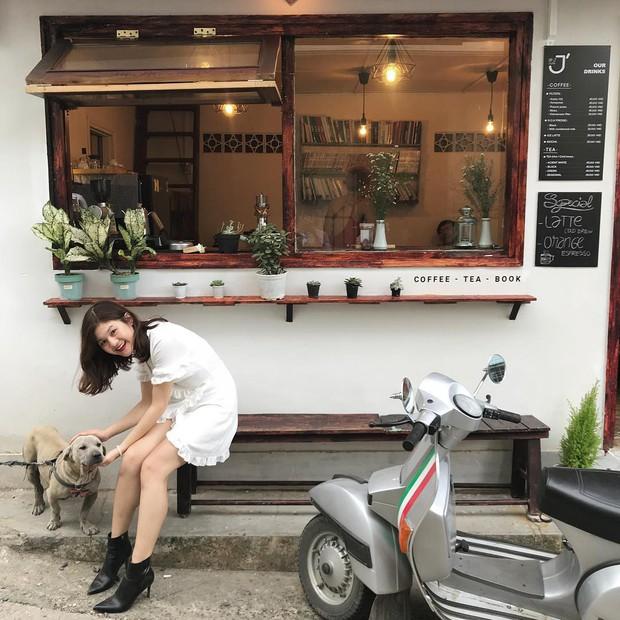 Dạo này, cứ lên Đà Lạt là bắt gặp toàn những quán cà phê theo style Nhật thôi! - Ảnh 15.