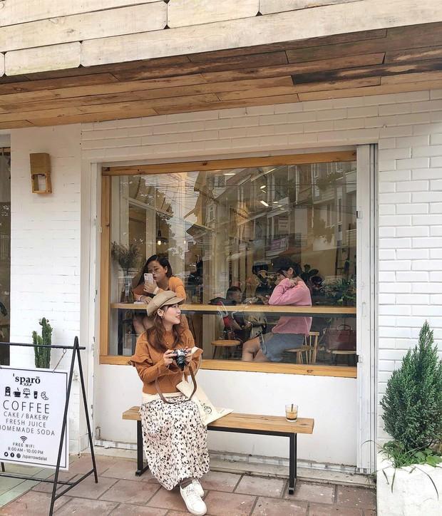 Dạo này, cứ lên Đà Lạt là bắt gặp toàn những quán cà phê theo style Nhật thôi! - Ảnh 16.