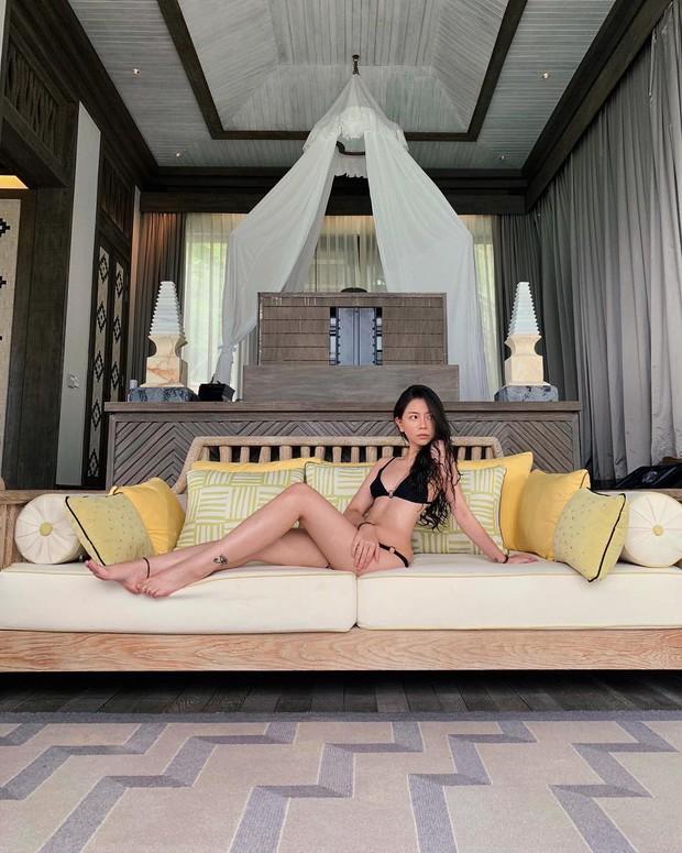 Không cần đến hè, hot girl Việt giờ diện bikini khoe dáng quanh năm: Không có sexy nhất, chỉ có sexy hơn! - Ảnh 29.