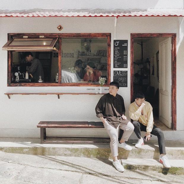 Dạo này, cứ lên Đà Lạt là bắt gặp toàn những quán cà phê theo style Nhật thôi! - Ảnh 17.