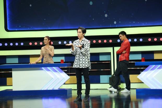 Thua gameshow, Lâm Khánh Chi ấm ức đổ lỗi cho đội bạn chơi gian - Ảnh 3.