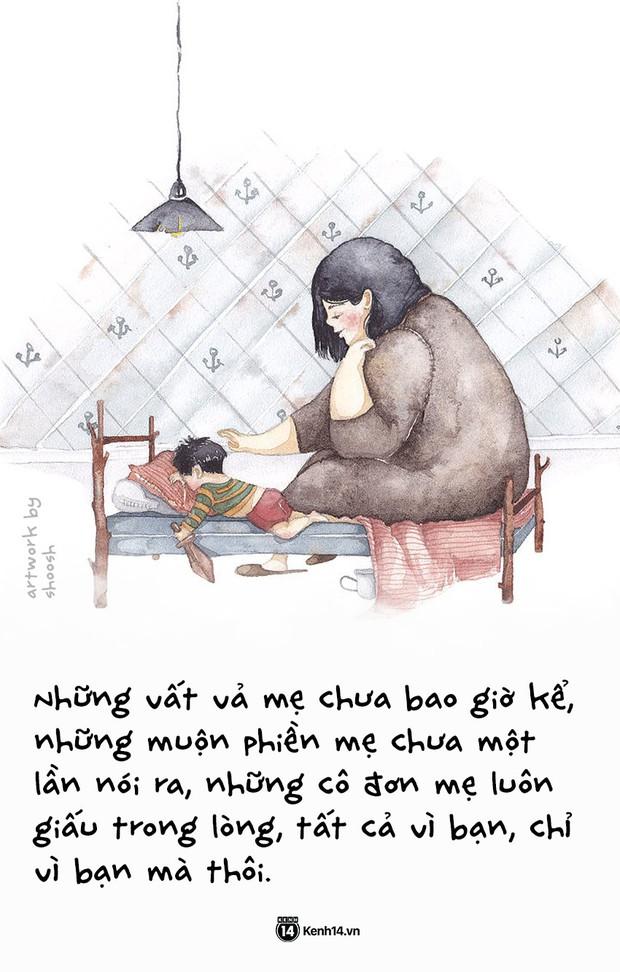 Người mẹ khổ hạnh trong Chiếc Thuyền Ngoài Xa: Trên đời này, không ai hung dữ hơn một người mẹ thấy con mình tổn thương - Ảnh 2.