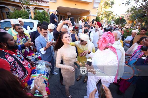 Lý Nhã Kỳ là nghệ sĩ Vbiz duy nhất được mời tham dự đám cưới cặp đôi tỷ phú Ấn Độ diễn ra ở Phú Quốc - Ảnh 4.