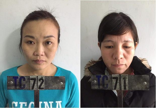 Tham tiền, 2 cô gái lừa bán thiếu nữ dưới 16 tuổi sang Trung Quốc lấy chồng - Ảnh 1.