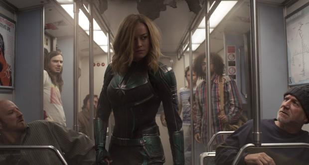 Captain Marvel: Bom tấn mang tính giải trí cao, nhưng lừa người xem hơi nhiều! - Ảnh 3.