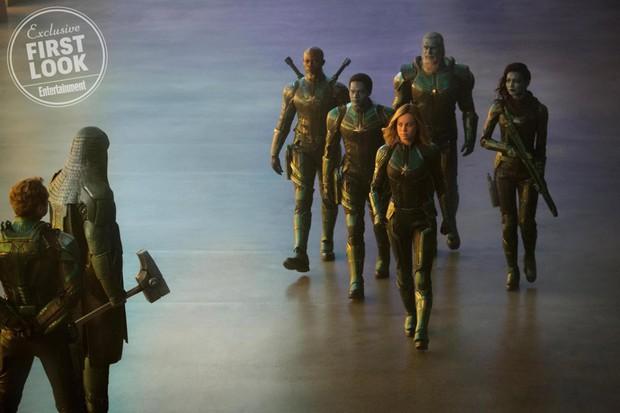 Captain Marvel: Bom tấn mang tính giải trí cao, nhưng lừa người xem hơi nhiều! - Ảnh 2.