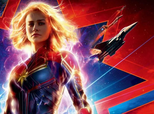 Captain Marvel: Bom tấn mang tính giải trí cao, nhưng lừa người xem hơi nhiều! - Ảnh 6.