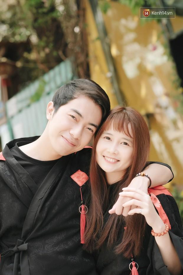 Cris Phan và hot girl FAPtv Mai Quỳnh Anh: Chuyện tình của chàng phi công nhút nhát và nàng không ngại cọc đi tìm trâu - Ảnh 1.