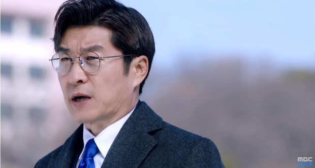"""Đối đầu với drama """"bóc phốt"""" showbiz của SBS, MBC tung siêu phẩm vạch trần tham nhũng tài chính Hàn Quốc - Ảnh 1."""