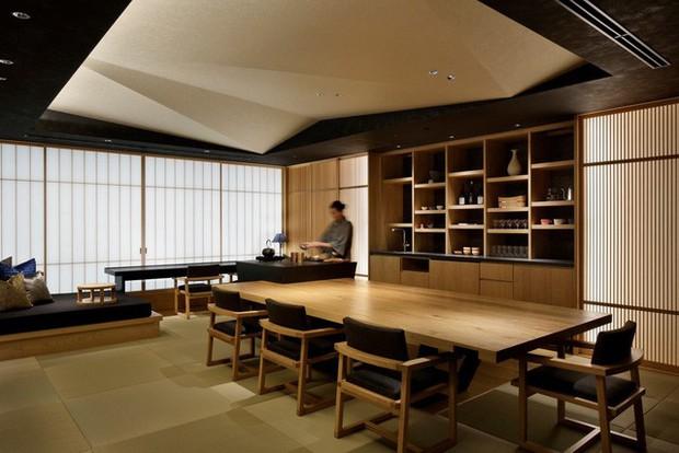 Trải nghiệm truyền thống giữa lòng Tokyo xô bồ: Tưởng nhà trọ bình dân, nhìn giá phòng 1.300 USD/đêm mới biết nơi này sang chảnh đến mức nào! - Ảnh 3.