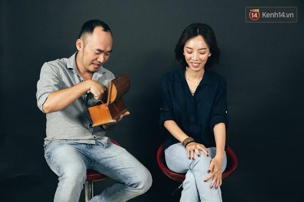 Tiến Luật xúc động kể chuyện cầu hôn bạn gái mê phim Hàn Thu Trang chỉ với 15k - Ảnh 6.