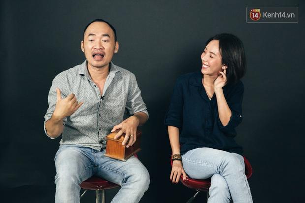 Tiến Luật xúc động kể chuyện cầu hôn bạn gái mê phim Hàn Thu Trang chỉ với 15k - Ảnh 2.